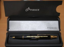 Parker IM - Deep Black GT BP